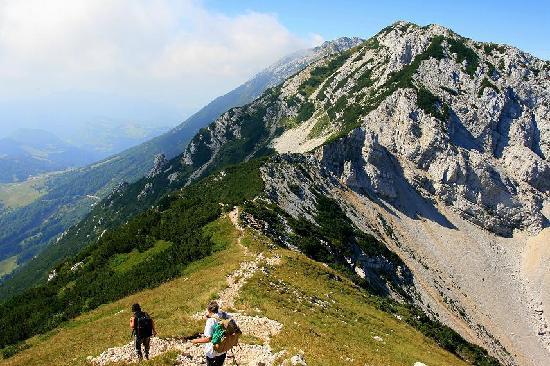 Agriturismo San Maggiore: Il Monte Baldo