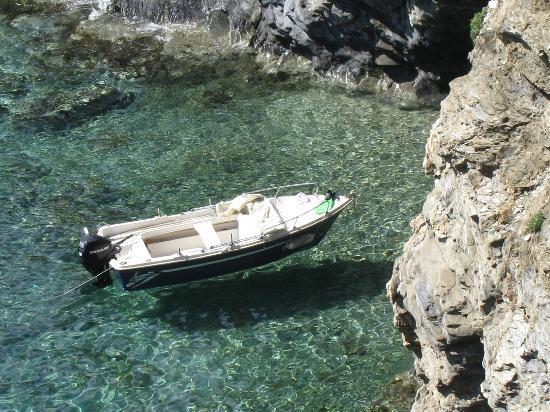 Villa Vasilis: Вид на бухты