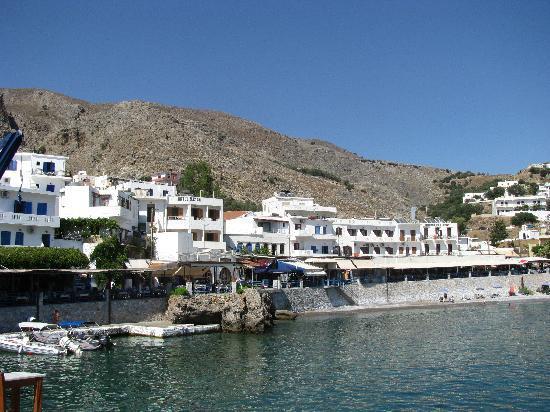 Villa Vasilis: Виды Крита