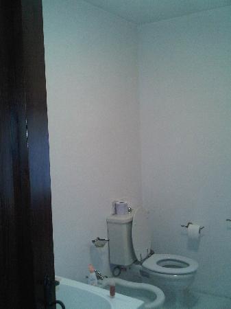 Castello di Montegridolfo, SPA Resort: bathroom