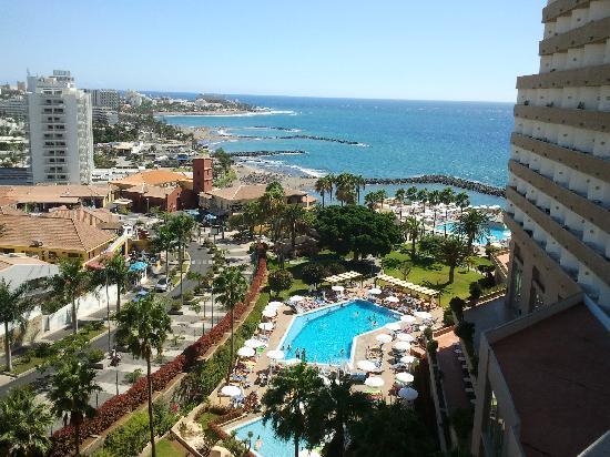 Iberostar Bouganville Playa: 5TH FLOOR POOL AREAS