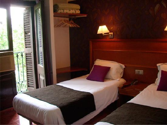 Hotel Lloret Ramblas: Twin Room