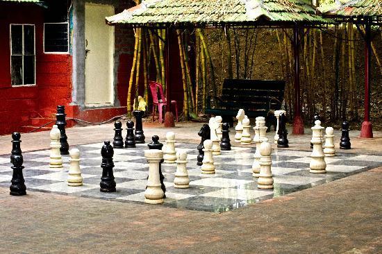 Jaladhama Resort: Chess ... Anyone interested !!