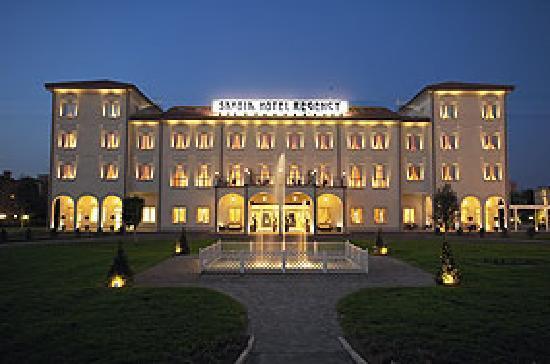 Savoia Hotel Regency: FACCIATA