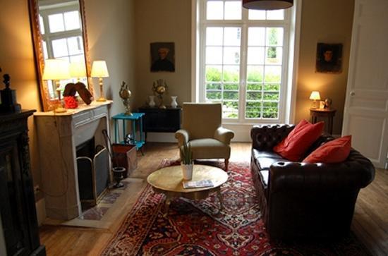 Villa Athanaze: Guest Living Room