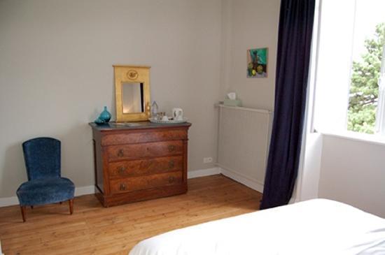 Villa Athanaze : Room n°1 Double Room