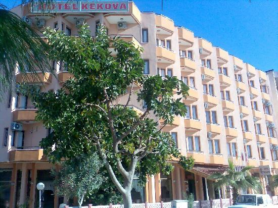 Grand Hotel Kekova: otel dış görünüşü