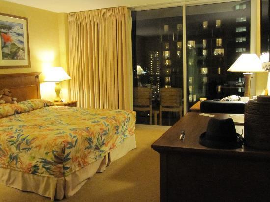 Waikiki Resort Hotel: 18th floor