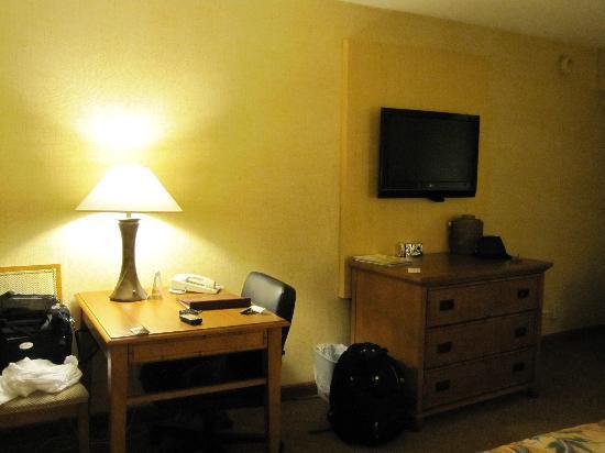 Waikiki Resort Hotel: sitting area