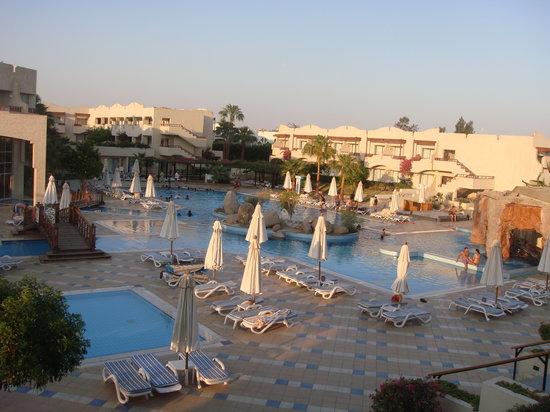 Sharm El Sheikh Marriott Resort: View from room
