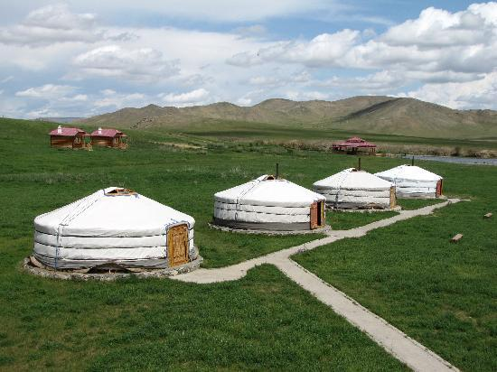 Steppe Nomads Eco Camp