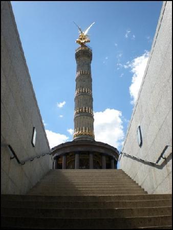 Victory Column (Siegessaule): Siegessäule