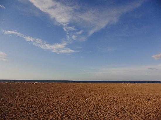 Hotel De La Plage: Spiaggia Ouistreham
