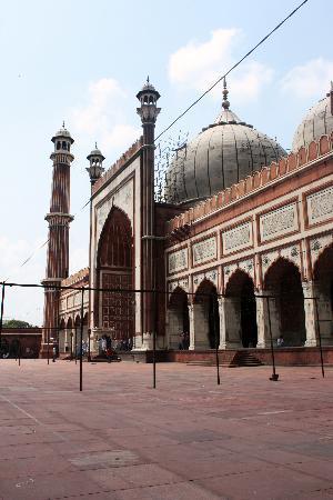 Friday Mosque (Jama Masjid): mezquita