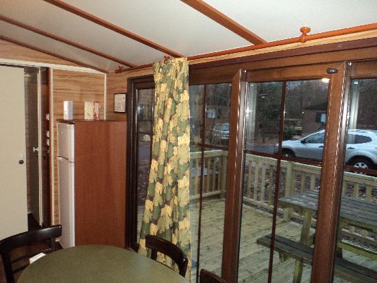 Disney's Davy Crockett Ranch: mobile home