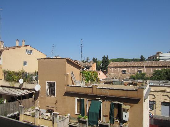 คาโป ดาฟริกา: view from window