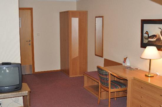 Thon Hotel Hallingdal: Hotel Thon in Al room 321