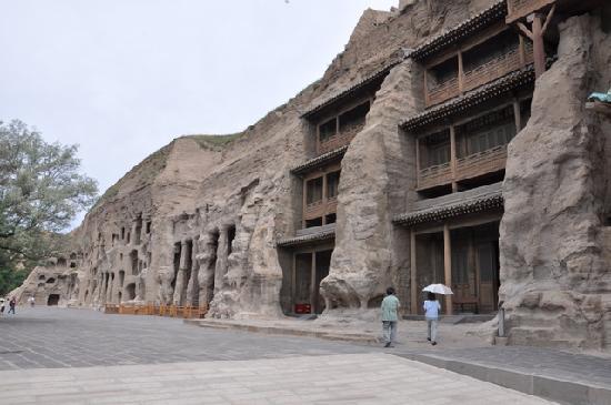 Yungang Grottoes: Yungang1