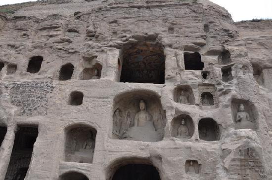 Yungang Grottoes: Yungang3