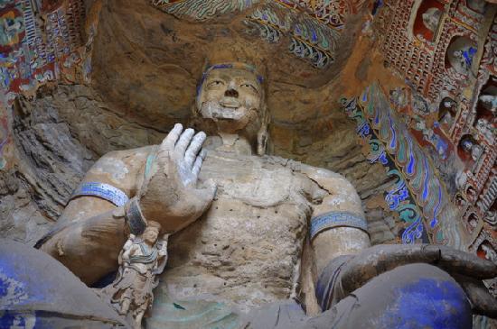 Yungang Grottoes: Yungang4