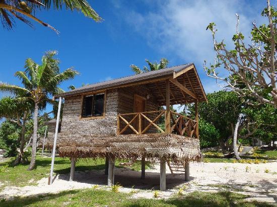 Matafonua Lodge: Fale