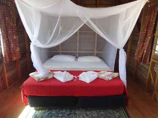 Matafonua Lodge: Room