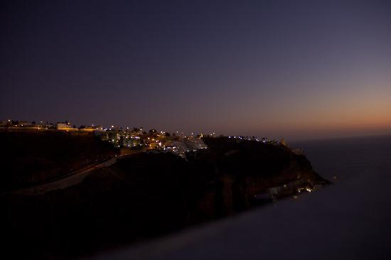 Hotel Altamadores: Sunset