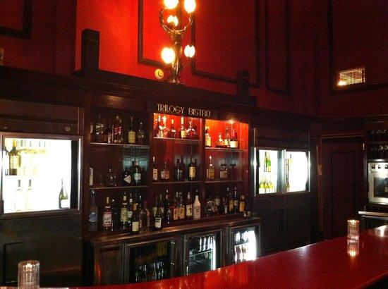 Norfolk Tap Room: The bar room