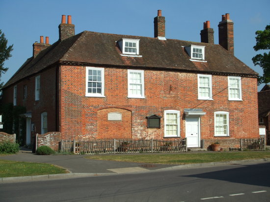 British Tours - Day Tours from London: Jane Austen's house in Chawton