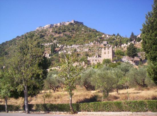 Ίρια, Ελλάδα: village d'iria