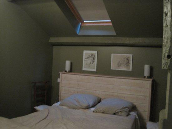Arima Biarritz : La habitación