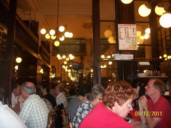 Le Bouillon Chartier: Inside the chartier