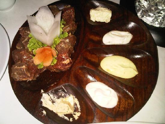 Sala Thai: Beef fondue
