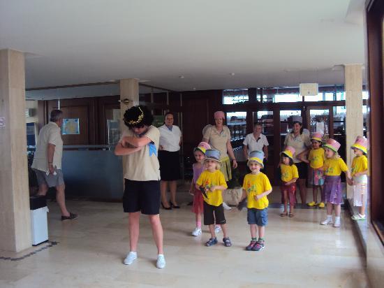 Hotel Son Baulo: Children Club