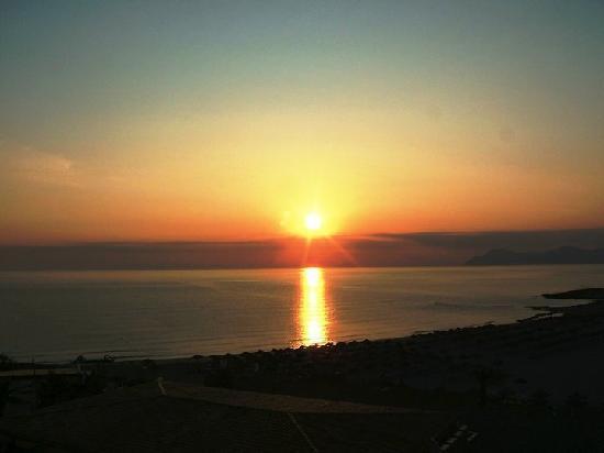 Hotel Son Baulo: Sunset