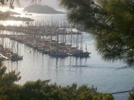 TUI BLUE Marmaris: view from room 429