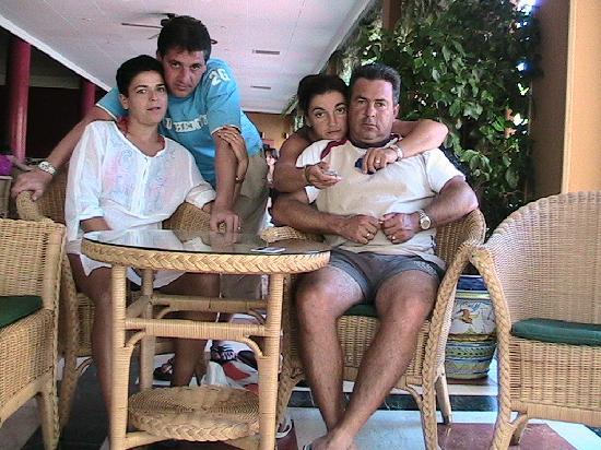 Playaballena Spa Hotel: LAS PAREJAS FELIZ