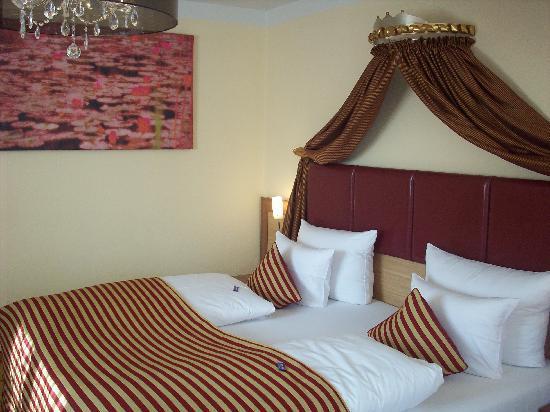 Hotel Sonne: la nostra stanza