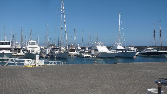 Hotel Costa Calero: Puerto calero marina