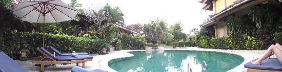 Vision Villa Resort: Pool Area