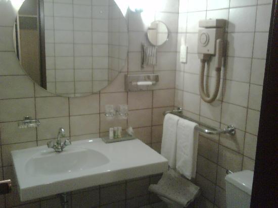 Radisson Blu Beke Hotel, Budapest: bagno