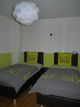 Bed & Breakfast 't Sevencoote Brugge: chambre