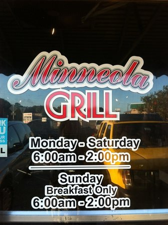 Minneola Grill: Local Treat in the heart of Central Florida