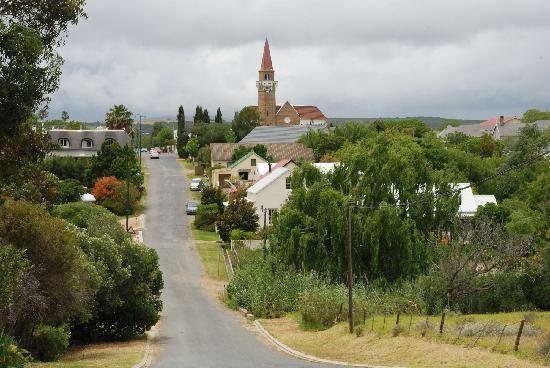 Stanford village