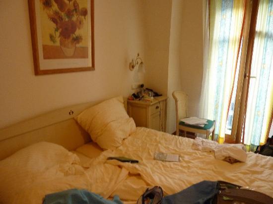 Hotel Ratskeller: bed