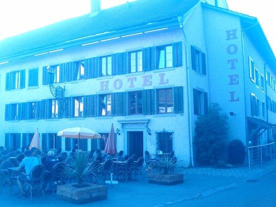 Hotel Loewen: hotel vista esterna