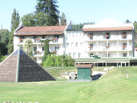 Hotel Liebnitzmuhle: Hotel + energy park