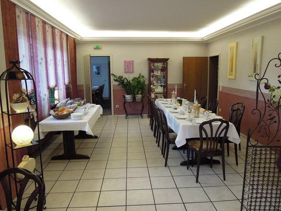Lippstadt, Alemania: Gastraum Gasthof Brinkmeier