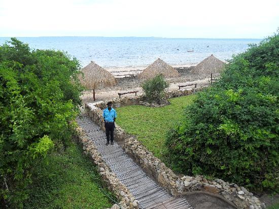 Casa de Lua: View from the verandah