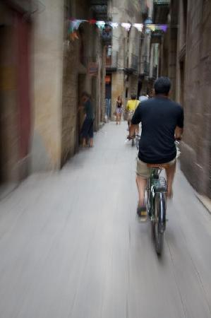Steel Donkey Bike Tours: Barcelona by bike